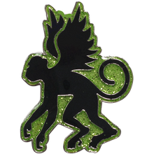ReadyGolf - Oz Collection - Flying Monkey Ball Marker & Hat Clip
