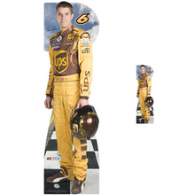 Lifesize & Miniature Cardboard Cutout Combo - David Ragan - #6