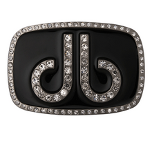 DB Diamond Black Buckle by Druh Belts