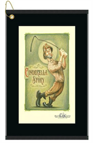 David O'Keefe/Devant: Caddyshack - Cinderella Story Golf Towel