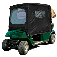 Golf Cart Poncho - Portable Golf Cart Rain Cover by Frogger