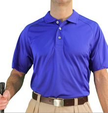 Golf Knickers Men's Microfiber Golf Shirt