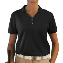 Golf Knickers Ladies Cotton Polo Golf Shirt