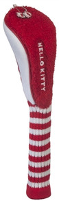 "Hello Kitty ""Mix & Match"" Fairway Head Cover - Red/White"
