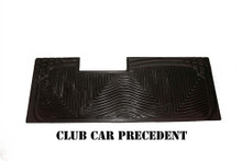 Club Clean Rubber Cart Floor Mats
