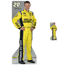 Lifesize & Miniature Cardboard Cutout Combo - Matt Kenseth - 2013 #20 Dollar General