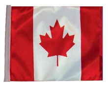 "Golf Cart Flags - Canada 11""x15"" Replacement Flag"