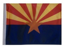 "Golf Cart Flags - Arizona 11""x15"" Replacement Flag"