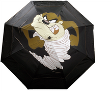 "Tasmanian Devil Double Canopy 62"" Golf Umbrella"