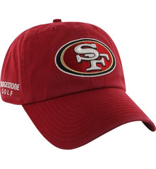 Bridgestone Golf NFL '47 Cap - San Francisco 49ers