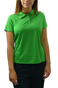 Bermuda Sands Women's Lady Breeze Polo - Grass Green