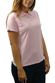 Bermuda Sands Women's Lady Breeze Polo - Pink