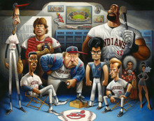 David O'Keefe: The Tribe -  A Tribute to Major League