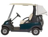 Club Car Precedent Cabana Cover by Club Pro
