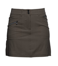 "Daily Sports Womens Skort - Miracle (17 3/4"") Taupe Size 4 - SALE"