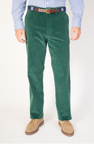 Castaway Clothing Men's Beachcomber Corduroy Pants - Hunter (Size 36UF) - SALE