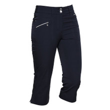 Daily Sports Womens Capri - Miracle (Navy) Size 8 SALE