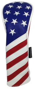 ReadyGolf Hybrid Headcover - Irish Shamrock - USA Flag - PRE-ORDER