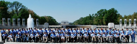 Honor Flight Heros