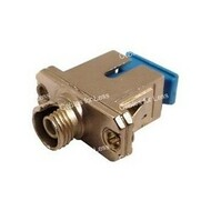 Fiber Coupler, Metal Simplex, FC/SC, Female To Female