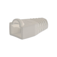 Bag Of 50 RJ45 Cat6 Boots - Gray