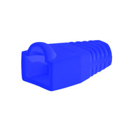 Bag Of 50 RJ45 Cat6 Boots - Blue