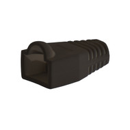Bag Of 50 RJ45 Cat6 Boots - Black