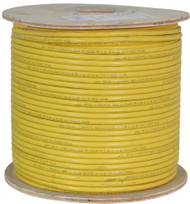 Yellow Shielded CAT6 Plenum