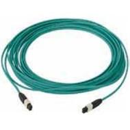 1 Meter 12 Fiber, Multimode 50um, OM4, MTP male to MTP male