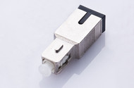 SC/APC Singlemode Plug-type(male to female) Attenuator 10 dB
