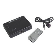 3 In 1 Out HDMI High Speed Switcher