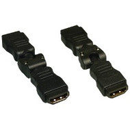 HDMI Female to Female Swivel Gender Changer