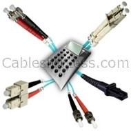 Cable Calculator: 10GB Multimode Duplex Fiber