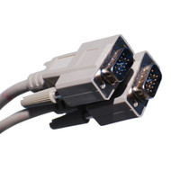 25 Foot Male To Male VGA Monitor Cable