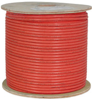 Red Shielded CAT6 Plenum