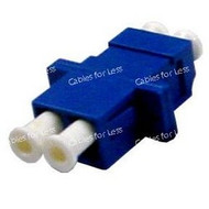 Fiber Coupler, Singlemode Duplex, LC/LC, Female To Female