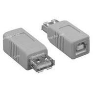 Coupler, USB A Female To B Female