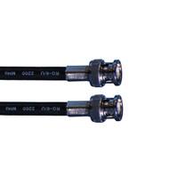 25 Foot BNC-BNC RG6 Cable