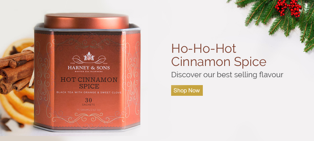 Ho-Ho-Hot Cinnamon Spice: Discover our best selling flavour