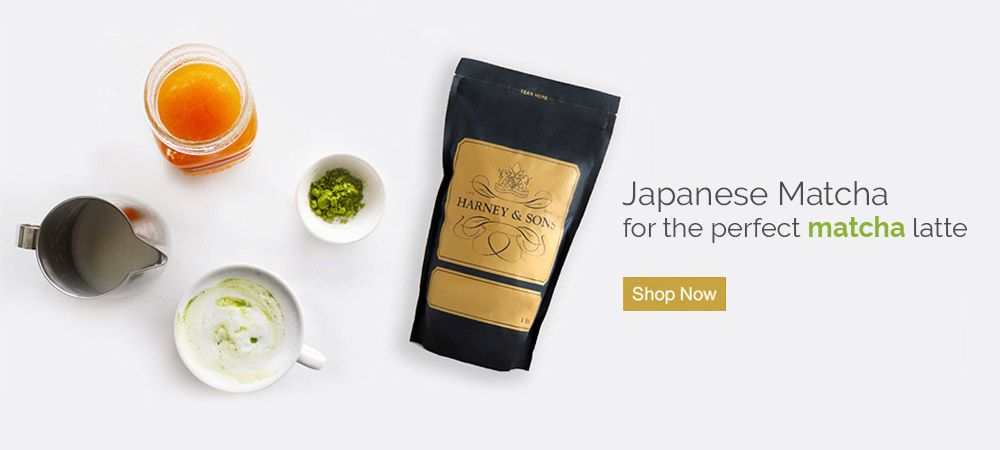 Japanese Matcha for the perfect matcha latte