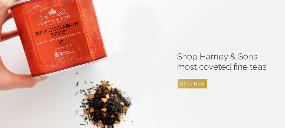 Shop Harney & Sons most coveted fine teas