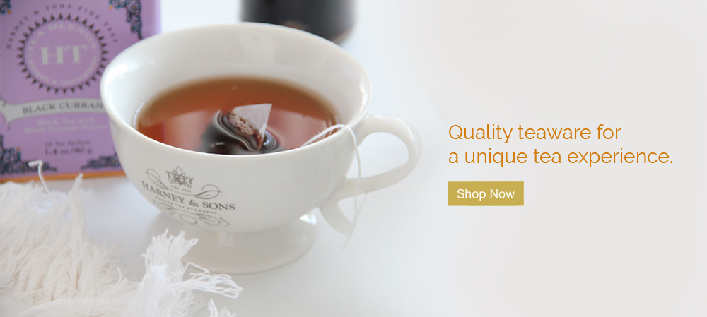 Quality Teaware for a unique tea experience.