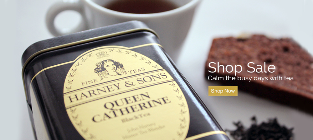 Shop Sale - Calm the busy days with tea. Shop Now.