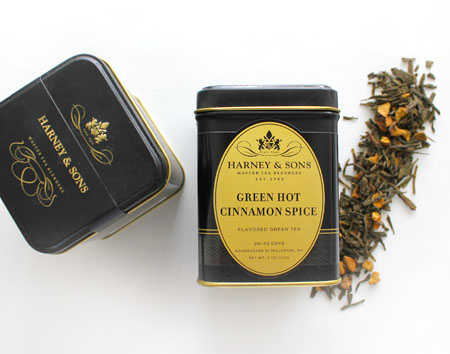 Learn about Harney & Sons Fine Teas