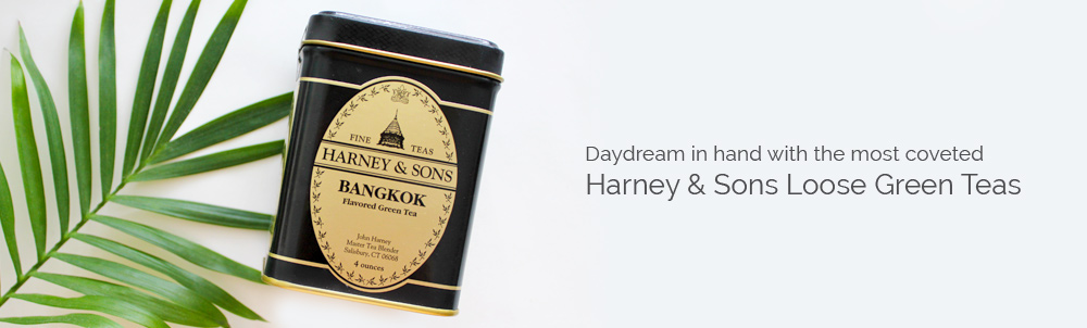Harney & Sons Green Loose Tea Category