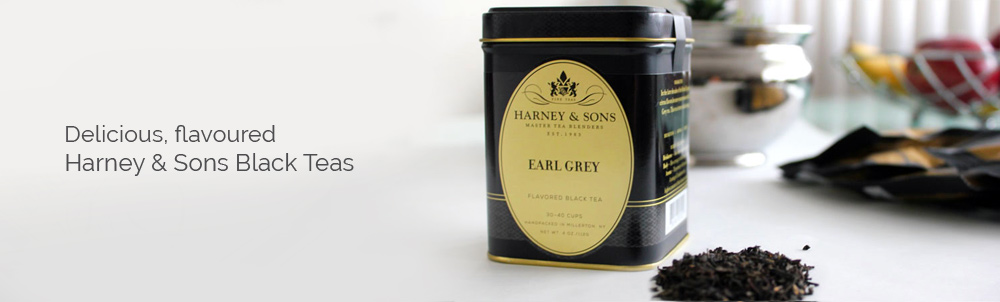 Harney & Sons Flavoured Black Teas