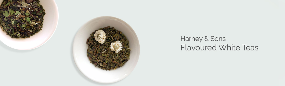 Harney & Sons Flavoured White Teas