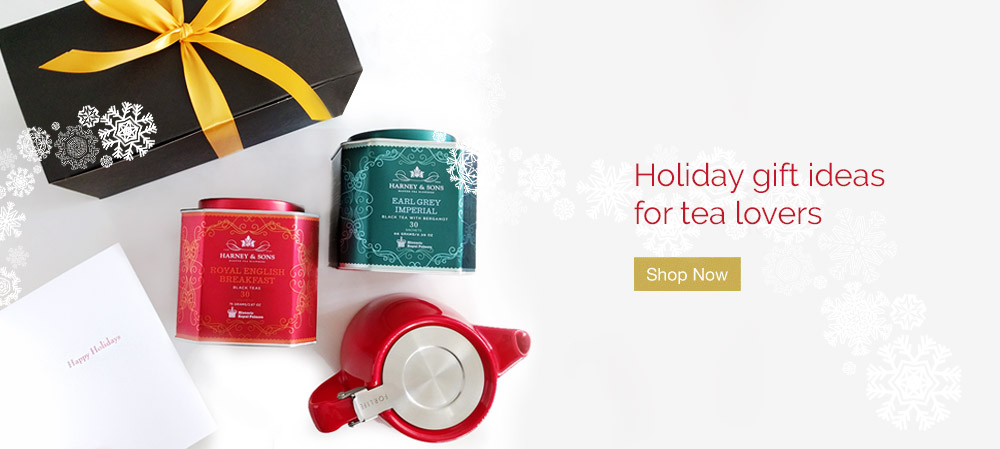 Holiday Gift Ideas for Tea Lovers
