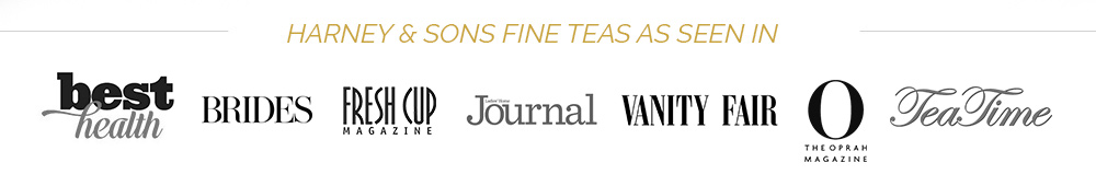 Harney & Sons Fine Teas as seen in the media