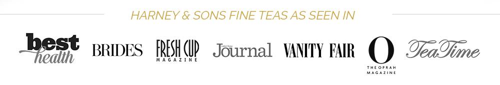 Harney & Sons Fine Teas as seen in the media